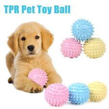 Interactive TPR Dog Chew Toy Playing Balls Bite Toys Puppy Training Pet Supplies