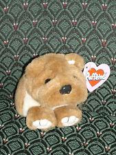 Puffkins *Bosley * the Bulldog * Dob:3/9/98 * New *Rare* Swibco Mwt