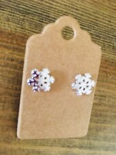 Snowflake Earrings New