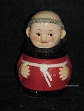 + # a014311_04 Goebel Archive motif Friar tuck Cardinal rouge boîte récipient rx104