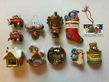 Vintage Hallmark Christmas Ornaments - Lot 11 (1977-1994)
