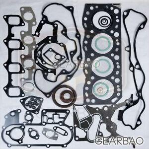 Full Gasket Set (04111-54084) Toyota Hiace /Hilux /Crown /Dyna 2L-II Diesel 2.4L
