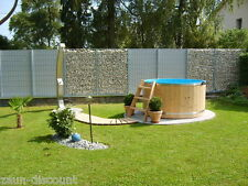 Doppelstabmatten anthrazit 50m 1430mm Gittermatten Stahlgitterzaun Metallzaun