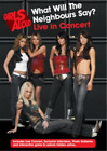 Girls Aloud: What Will the Neighbours Say? DVD NUEVO