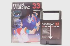 VINTAGE PHILIPS G7000 CONSOLE COMPUTER VIDEOPAC  33 JUMPPING ACROBATS  GAME
