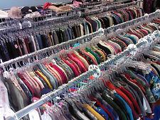 Wholesale Resale Thrift Store 200 pc Lot Clothing Handbags Etc Lot XS S M L XL