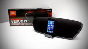 JBL ONBEAT VENUE LT Bluetooth powered speaker system  Lightning™ connector dock
