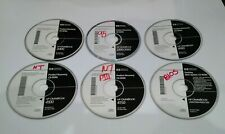 HP OmniBook Various Product Recovery & BIOS Update Software 7 CD's Total