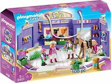 Playmobil City life 9401. Tienda de equitación. Más de 5 años. 108 piezas