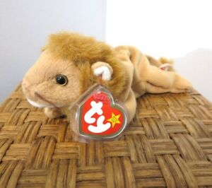 Ty Beanie Baby 1998 McDonalds Convention Roary with Very Special Mint Hang Tag