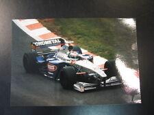 Photo Fondmetal Minardi F1 Team M198 1998 #23 Esteban Tuero (ARG) GP Belgium