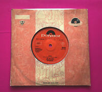 """E708, World, The Bee Gees, 7"""" 45rpm Single, Excellent Condition"""