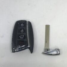 Genuine FOB Remote Smart Key 2p for 2013 2017 Hyundai Santa Fe