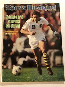 1979 Sports Illustrated NEW YORK Cosmos GEORGIO CHINAGLIA No Label SUPER SCORER