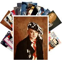 Postcards Pack [24 cards] Boy George Rock Music Vintage Posters CC1294