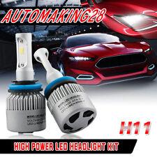 CSP 200W 6000K 20000LM H11 H9 H8 LED Headlight Bulb Kit Low Beam HID Fog Light