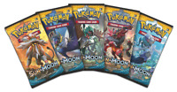 Pokemon Cards Sun and Moon Booster Pack New and Sealed