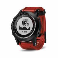 Garmin Fenix 2 Special Edition GPS Smartwatch 010-01040-66 Excellent Condition