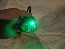 Crystal 1 Coon Hunting Light  6 SETTINGS  SWITCH ON HEAD PEICE 50 INCH CORD