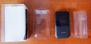 Nokia 2720 Fold - Black (Unlocked) Mobile Phone