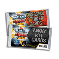 Match Attax EXTRA 2019//20 Full Set of All 5 Club hero cartes CH1-CH5 Comme neuf