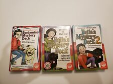Mindware Mystery Card Decks. Lot of 3. New Factory Sealed Stem Learning