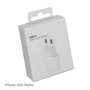 USB-C 20W Power Adapter Schnellladegerät für iPhone 12 MagSafe Charger Netzteil