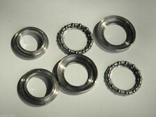 Set Honda CB XL SL 100 125 CG125 S90 S110 CB125S Ball Steel Race Front Steering