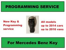 Mercedes Key Programming service