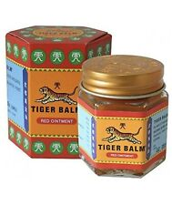 1 x 30g -  Tiger Balm (Red) Super Strength Pain Relief Ointment - Ships free
