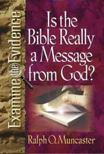 NEW - Is the Bible Really a Message from God? (Examine the Evidence)