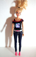 Mattel Barbie Photo Fashion Doll W/ Built In Digital Camera Fun Digital Effects