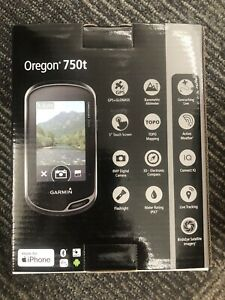 Garmin Oregon 750t Handheld GPS System