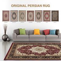 Large Vintage Traditional Rugs & Runner Living Room Carpet Oriental Rug Non Slip