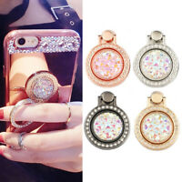 EG_ DR7 Fashion Shiny Rhinestone Phone Ring Stand Finger Holder Gift for iPhone