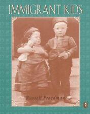 Immigrant Kids, Freedman, Russell, 0140375945, Book, Good