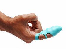 Frisky Finger Bang-Her Vibe Blue - Clitoral G-spot Vibrator Massager Sex Toy