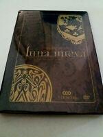"""DVD """"CREPUSCULO LUNA NUEVA"""" 3DVD CAJA METAL EDICION LIMITADA ROBERT PATTINSON KR"""