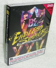 B'Z (BZ) LIVE GYM Pleasure 2013 ENDLESS SUMMER -XXV BEST- Taiwan 4-DVD