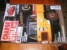 Charge Utile n°17 Camion citerne incendie Dewald DD