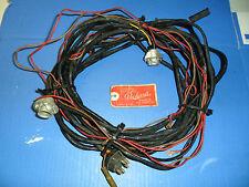 1955 Packard Clipper Panama Rear Wiring Harness 472034  NOS
