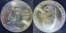 "USA SILVER DOLLAR 1983p ""LOS ANGELES OLYMPICS 1984"" BU"