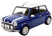1997 Mini Cooper Sport Pack 1.3i Tahiti Blue 1 18 Solido 1800601