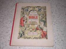 1889.très Sainte Bible à l'usage de l'enfance.illustré par Carot.
