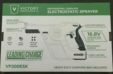 New ListingBrand New Victory Cordless Electrostatic Handheld Sprayer Vp200Esk - In Stock