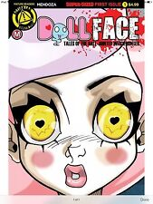 Dollface #1 Mendoza Cover Action Lab Danger Zone Comics