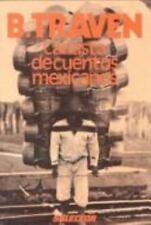 Canasta de Cuentos Mexicanos, B. Traven, 9684033206, Book, Acceptable
