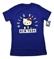 Juniors Hello Kitty New York Shirt NWT M