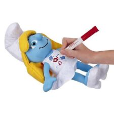 Smurfette Chic Color Me Smurfy - Color N Style Plush - The Smurfs