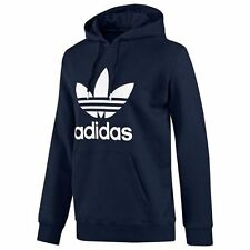 adidas Cotton Long Sleeve Plain Men's Hoodies & Sweats